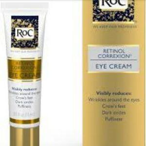 roc Makeup - Roc eye cream